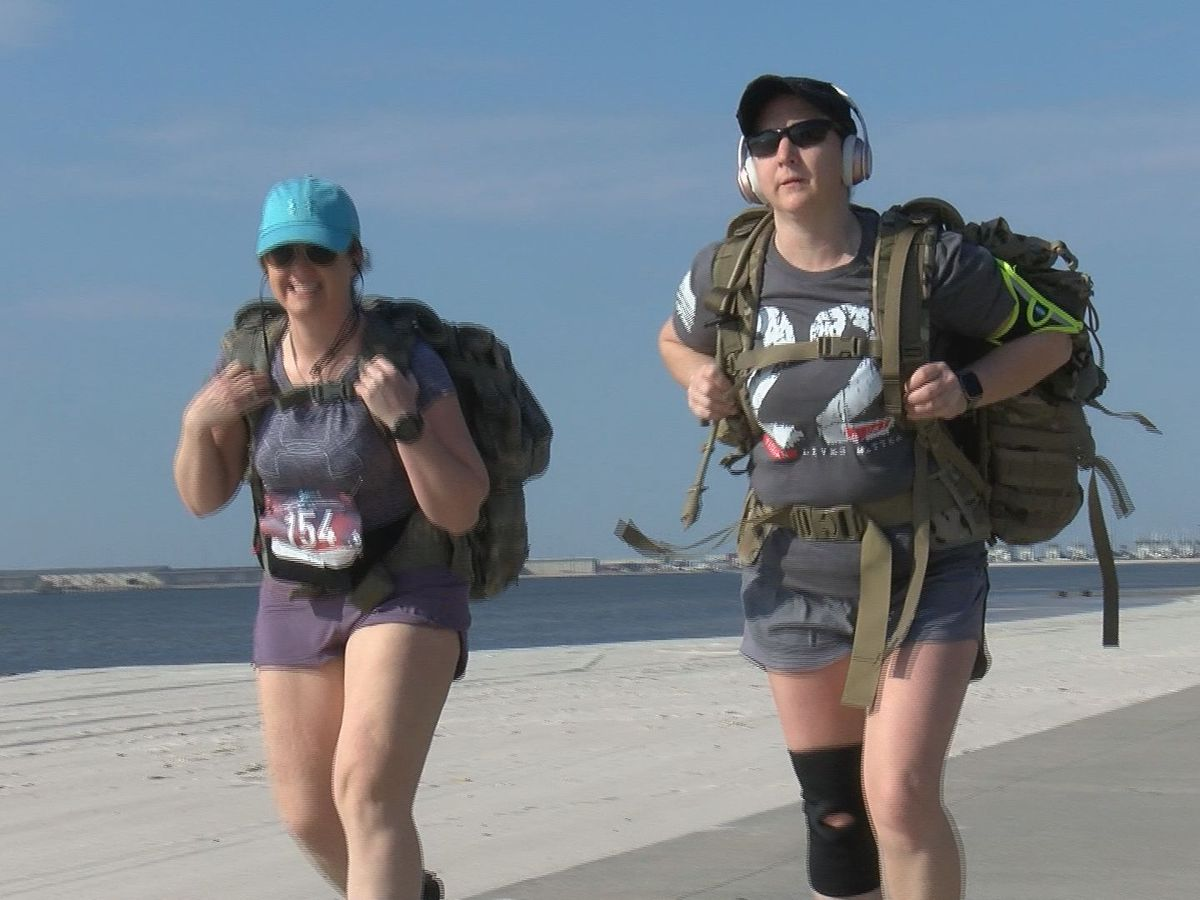 Gulfport welcomes return of Until Valhalla Ruck March