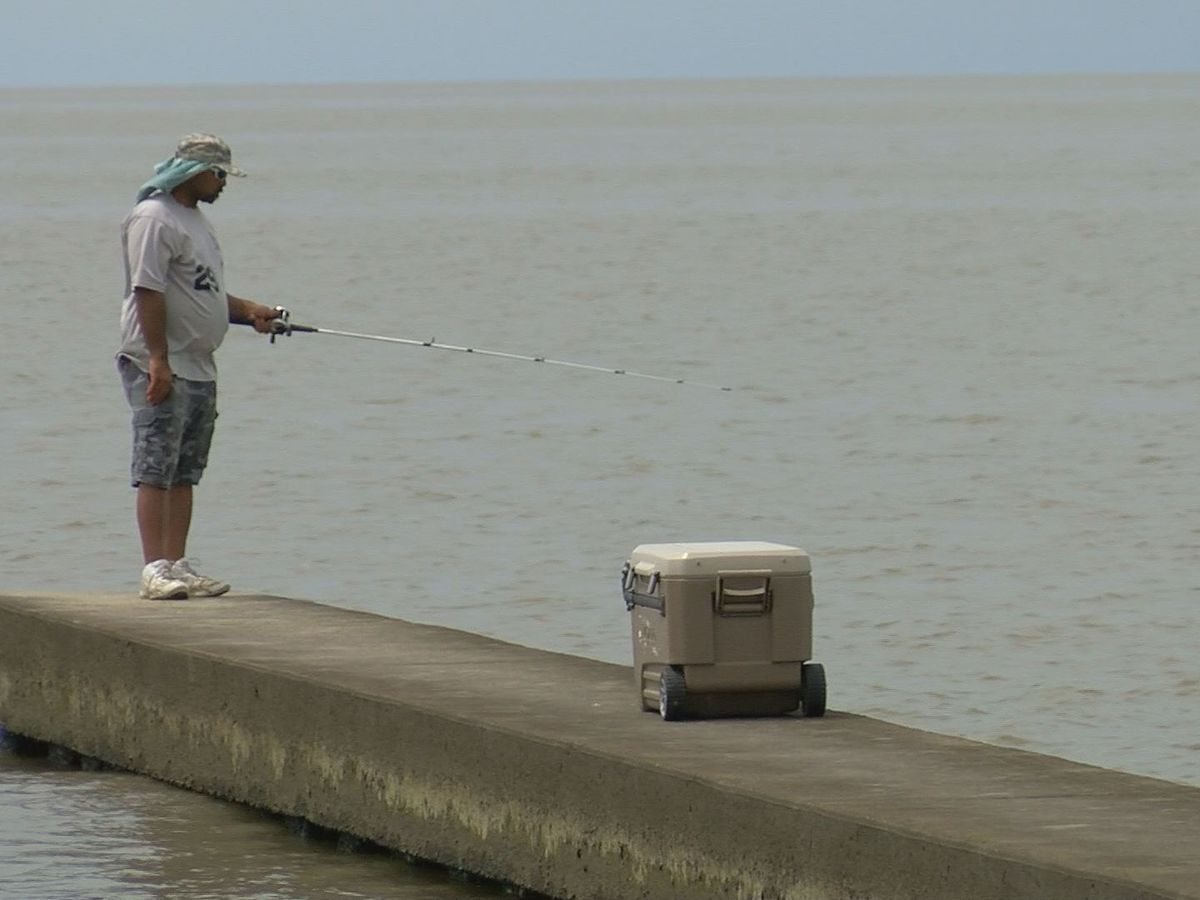 Algae bloom advisory adds another setback for local fishermen