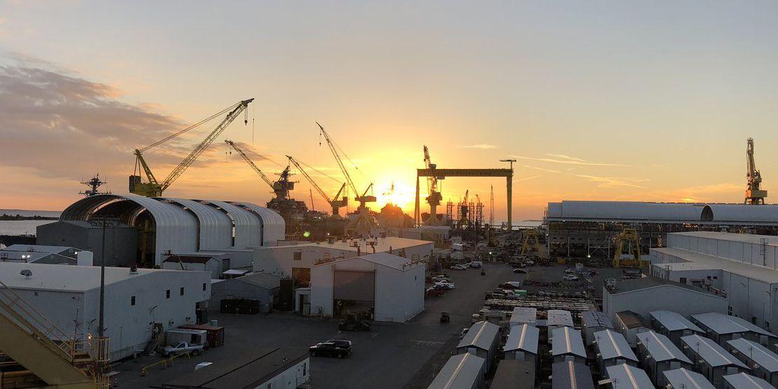 Celebrating 80 years: Watch WLOX's birthday broadcast from Ingalls Shipbuilding