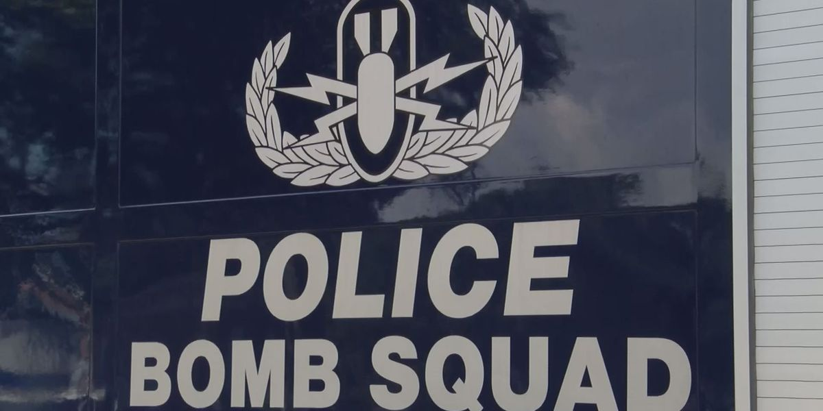Biloxi Bomb Squad ready to take action in wake of bombing