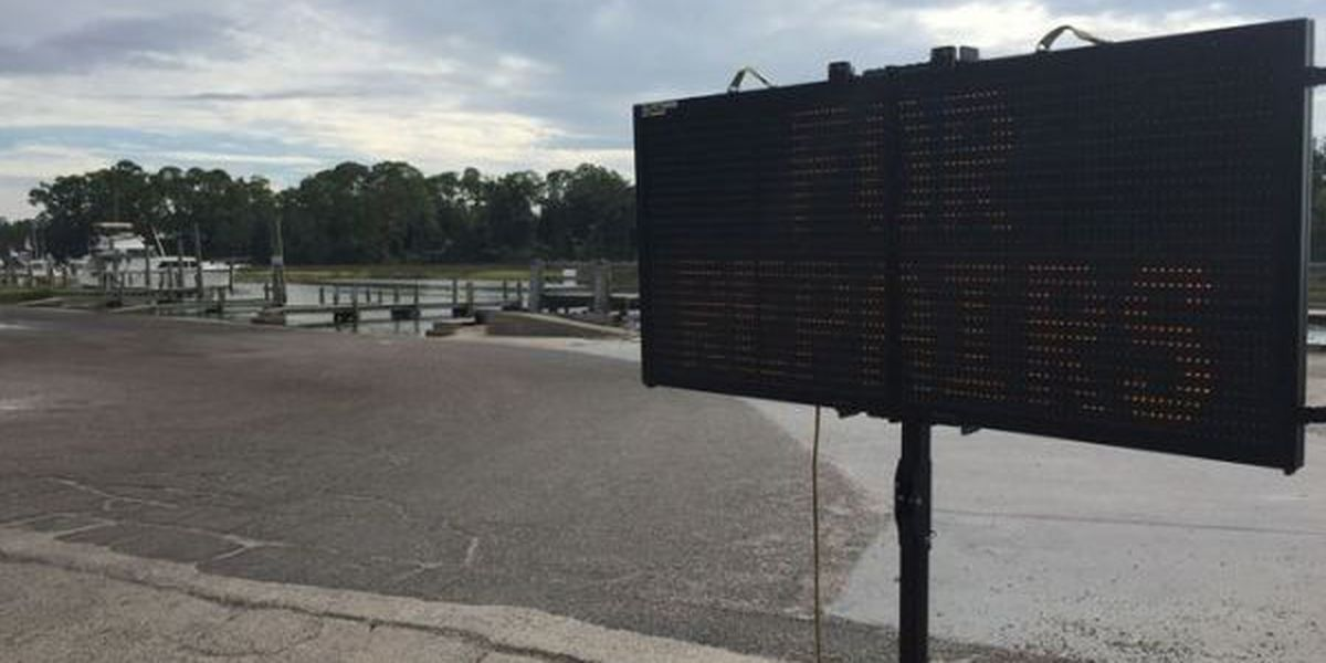 Improvements cause limited access to Harbor Road and boat launch