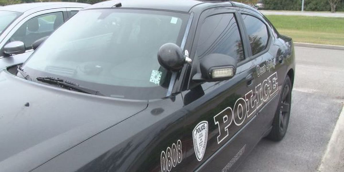 """Coast officers beef up holiday patrols for """"Drive Sober' campaign"""