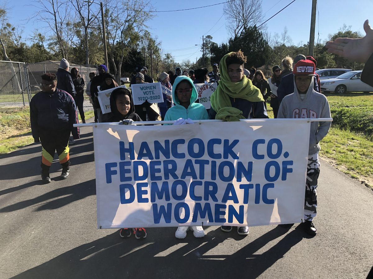 Martin Luther King Jr. celebration brought Hancock County together