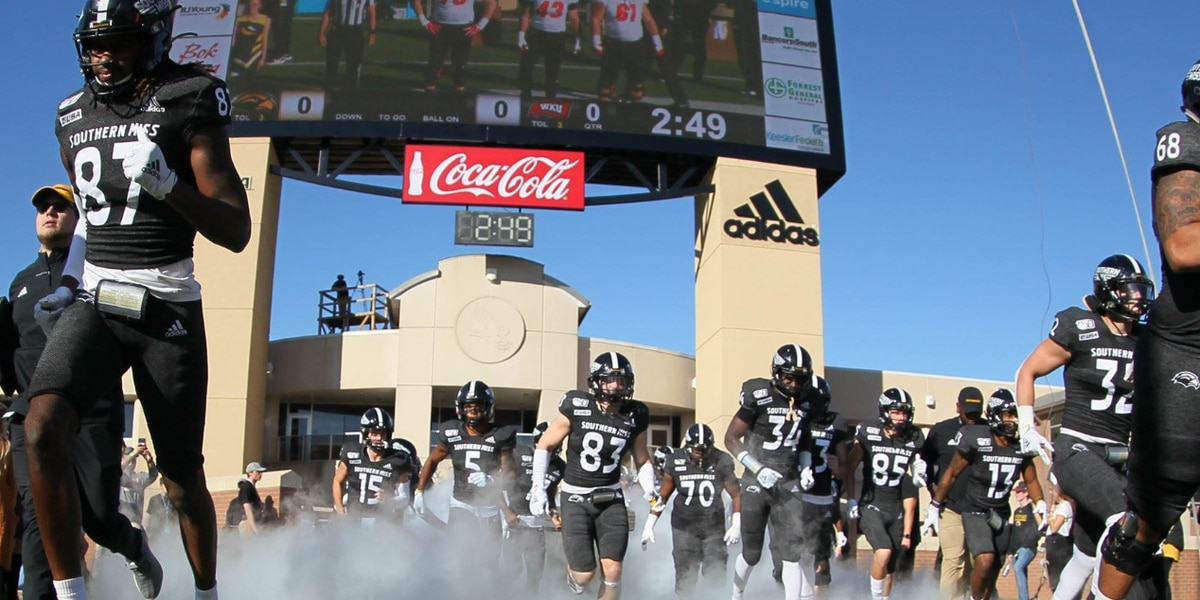 Southern Miss accepts Lockheed Martin Armed Forces Bowl invite