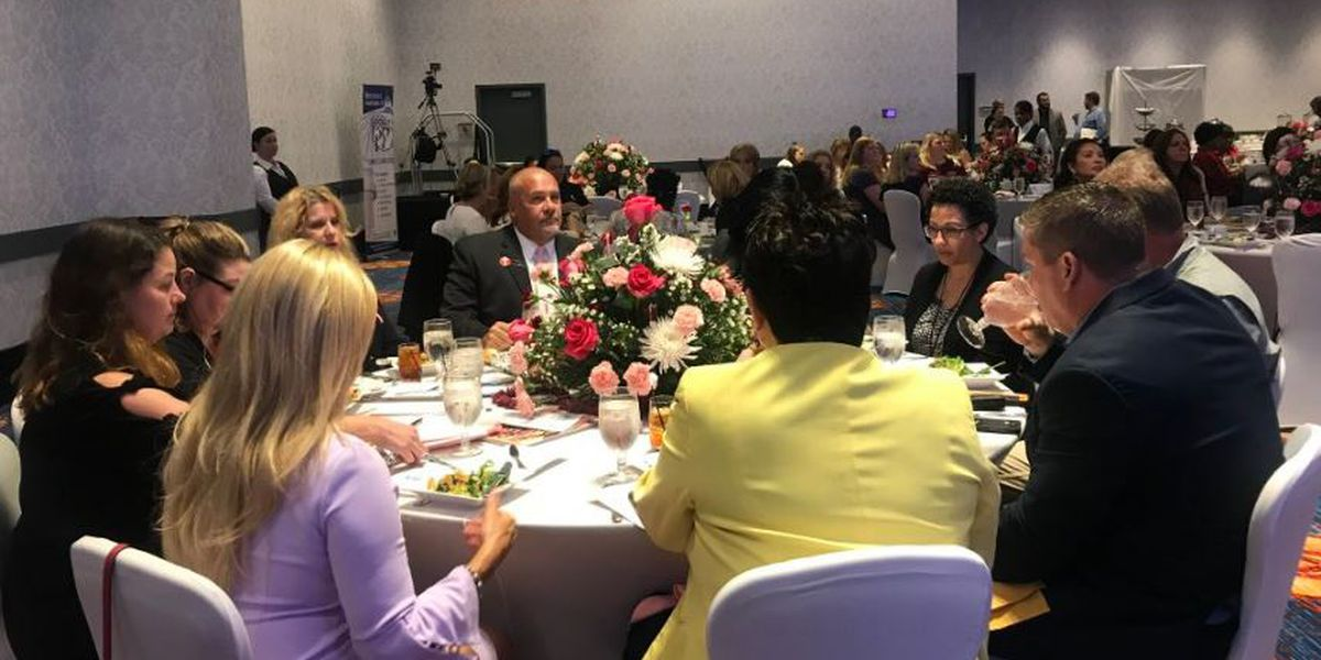 Coast business women receive honors at women's empowerment luncheon