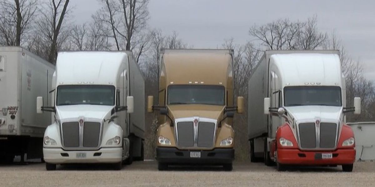 Prepare for increased prices at the store if trucker shortage continues, expert says
