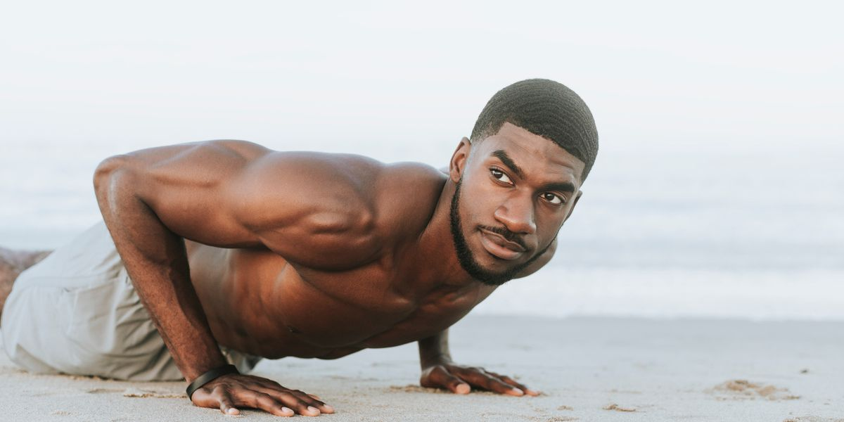 Men who can do 40 push-ups have lower risk of heart disease, study says