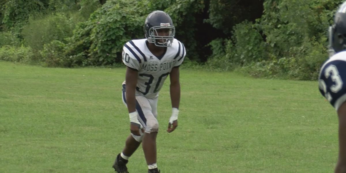 WLOX Player of the Week: Moss Point RB Tytus Miles