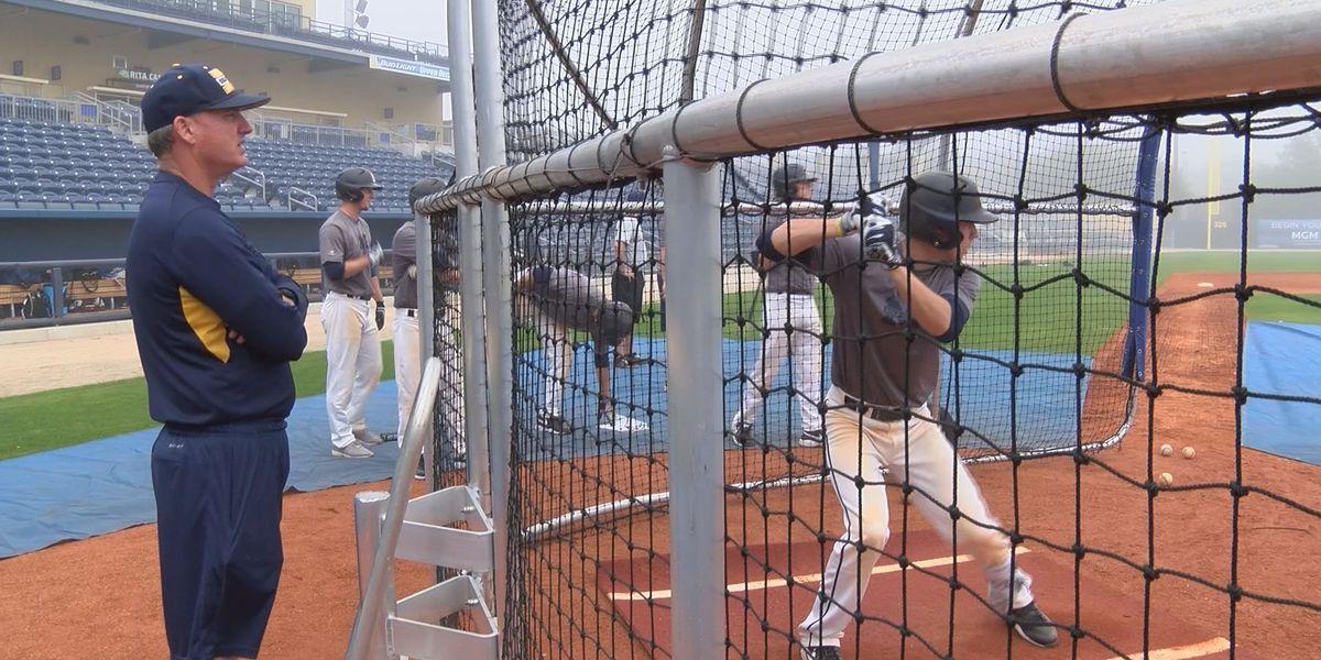 Gulf Coast Bulldogs open the 2016 JUCO baseball season at MGM Park on Friday