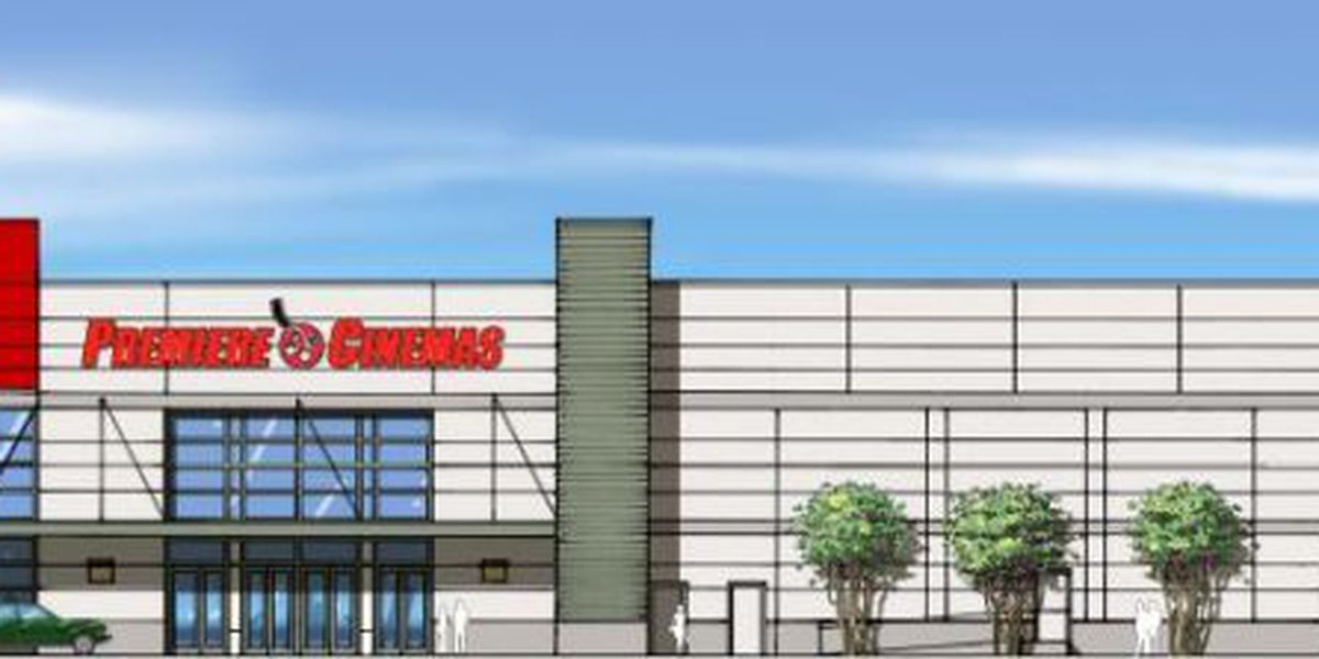 New movie theatre coming to Edgewater Mall
