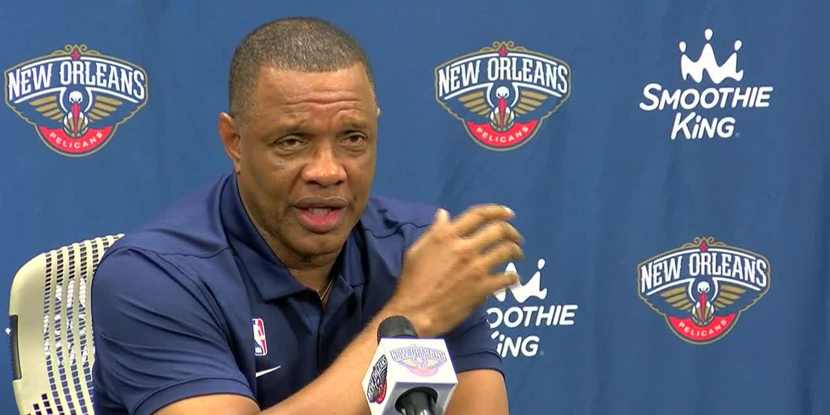 REPORT: Pelicans fire head coach Alvin Gentry