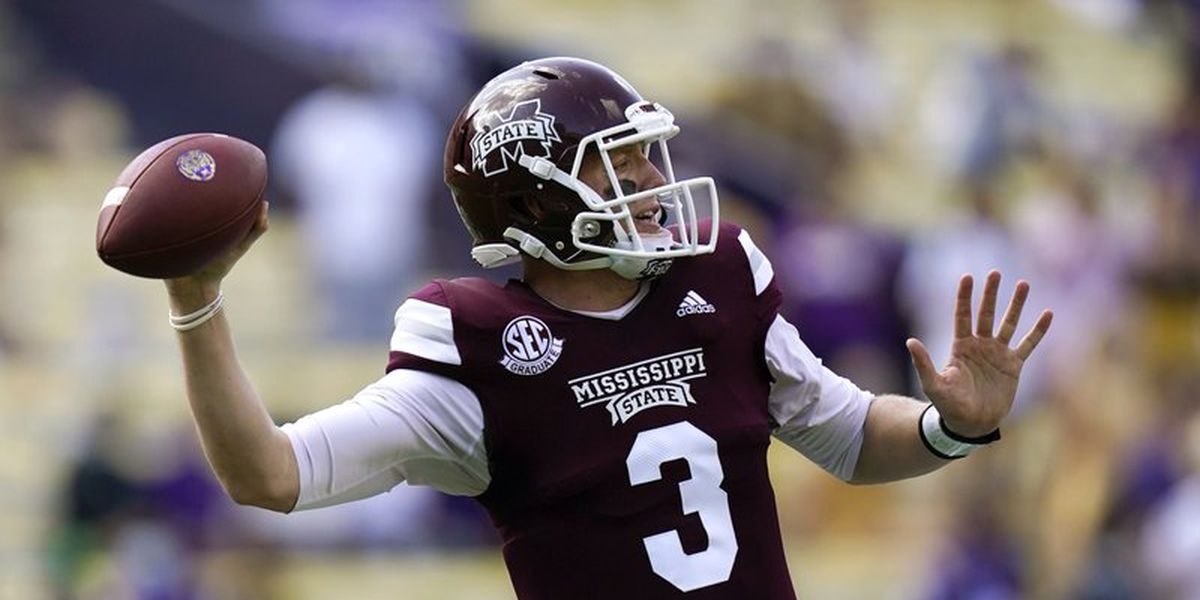 Mississippi State rises in AP, Coaches polls after upset of LSU