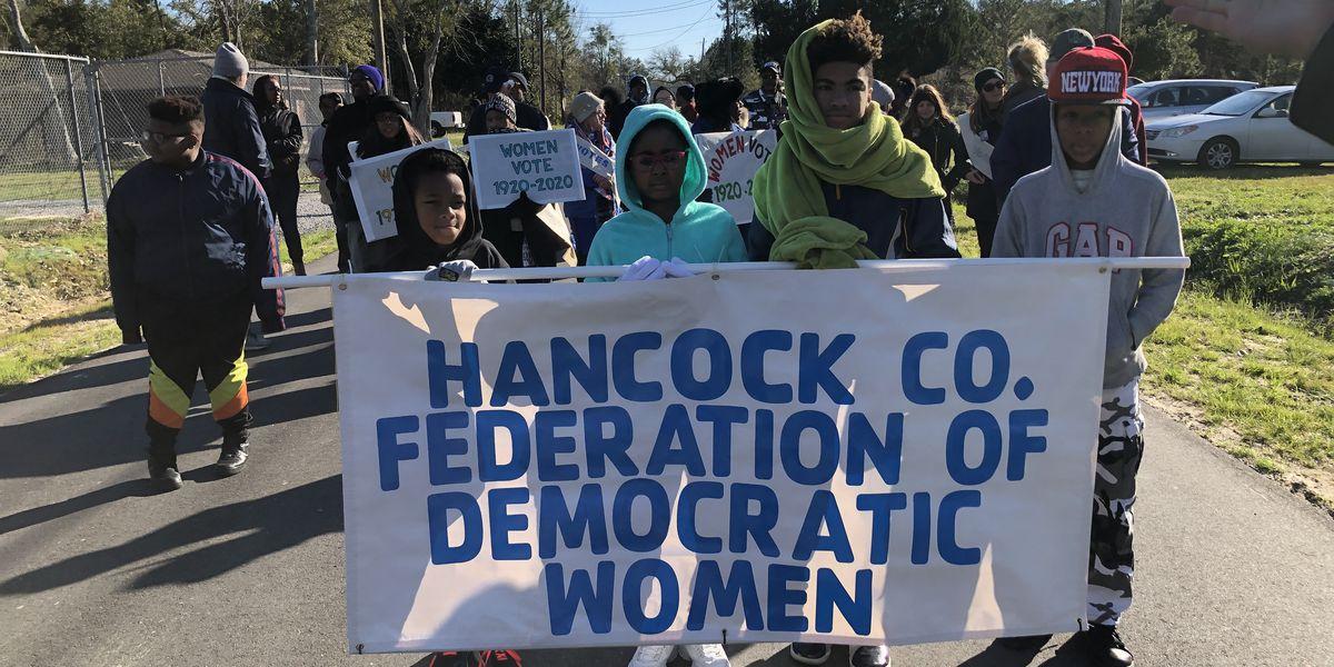 Martin Luther King Jr. celebration brought Hancock County together