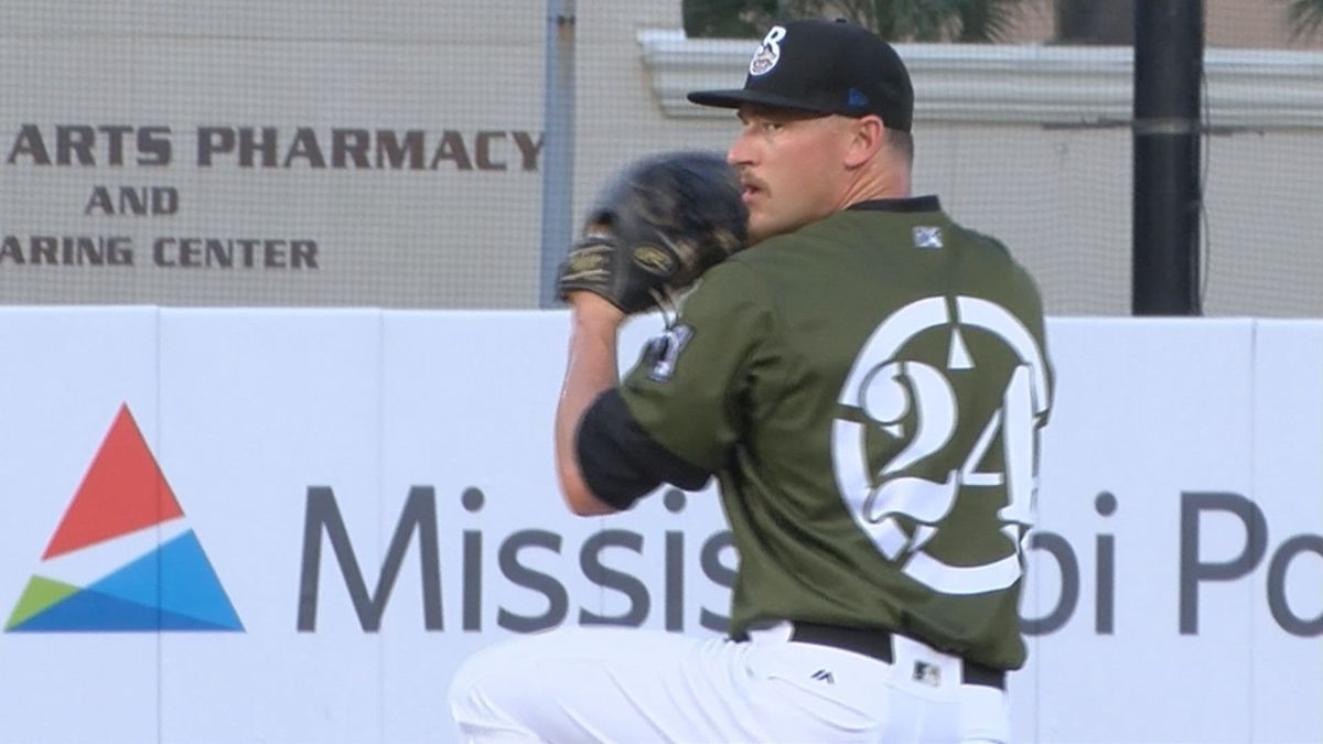 Shuckers Lose Griep to Rule 5 Draft