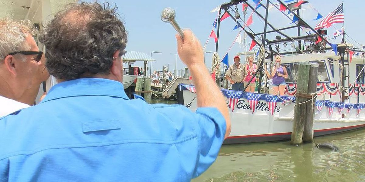 Pass Christian shrimpers really needed Blessing of the Fleet