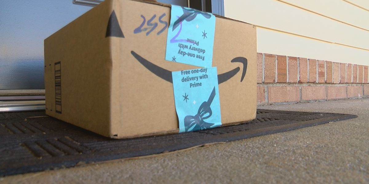 Gulfport Police: Prevention is the key to stopping porch pirates