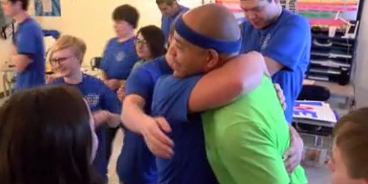 Special needs students in Ocean Springs inspired by Move to Learn program