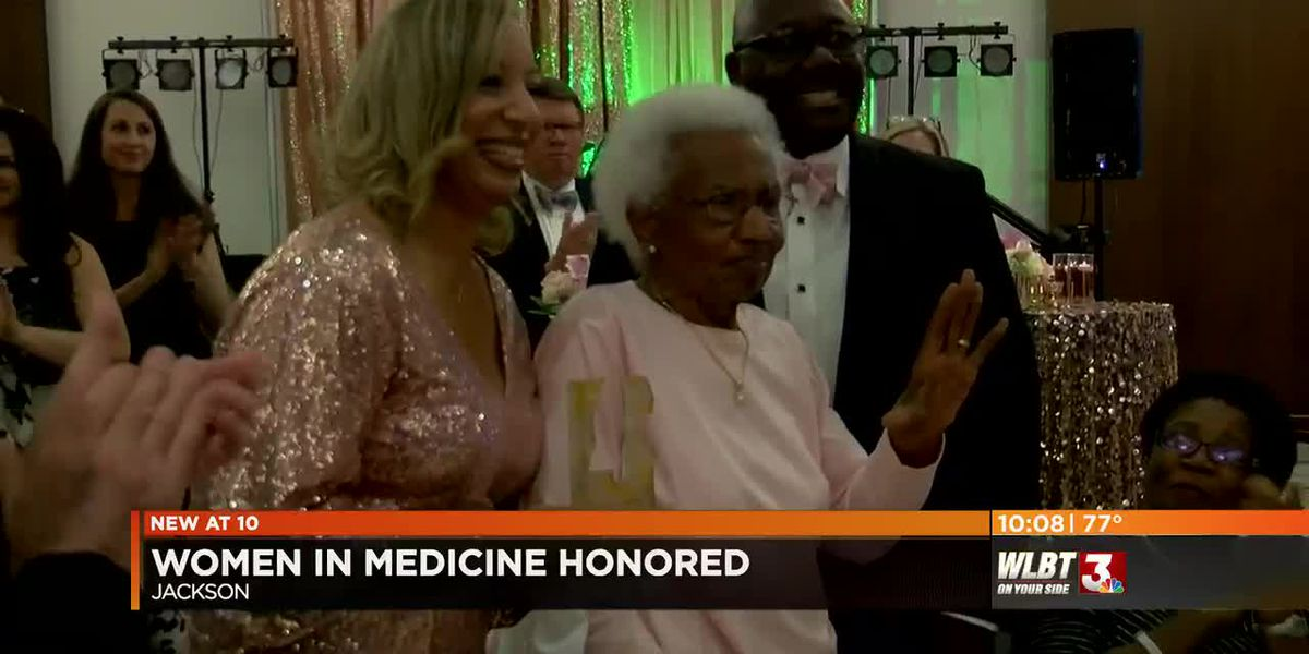 Women in medicine honored