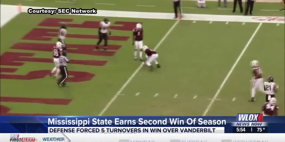 Mississippi State earns second win of the season