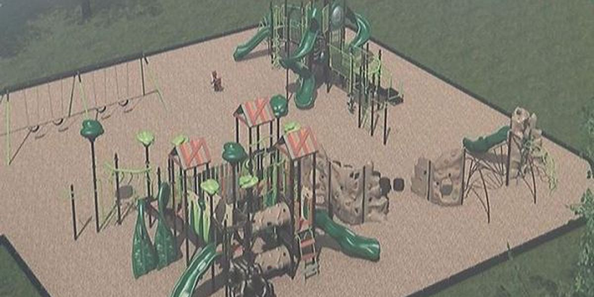 Massive new playground coming to McLeod Park