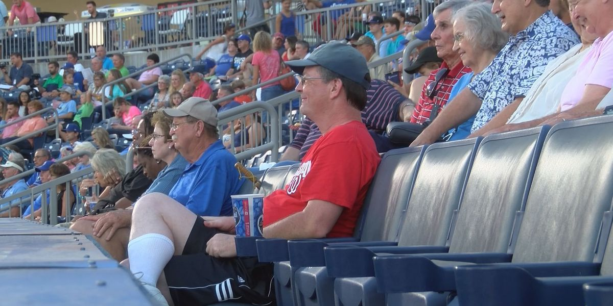 Baseball fan is trying to travel to every minor and major league baseball stadium
