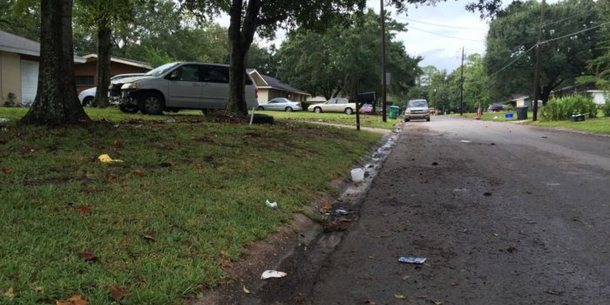 Pascagoula residents start cleanup as flood waters recede
