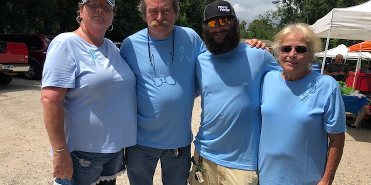 Benefit fish fry helps pay Ocean Springs man's medical bills