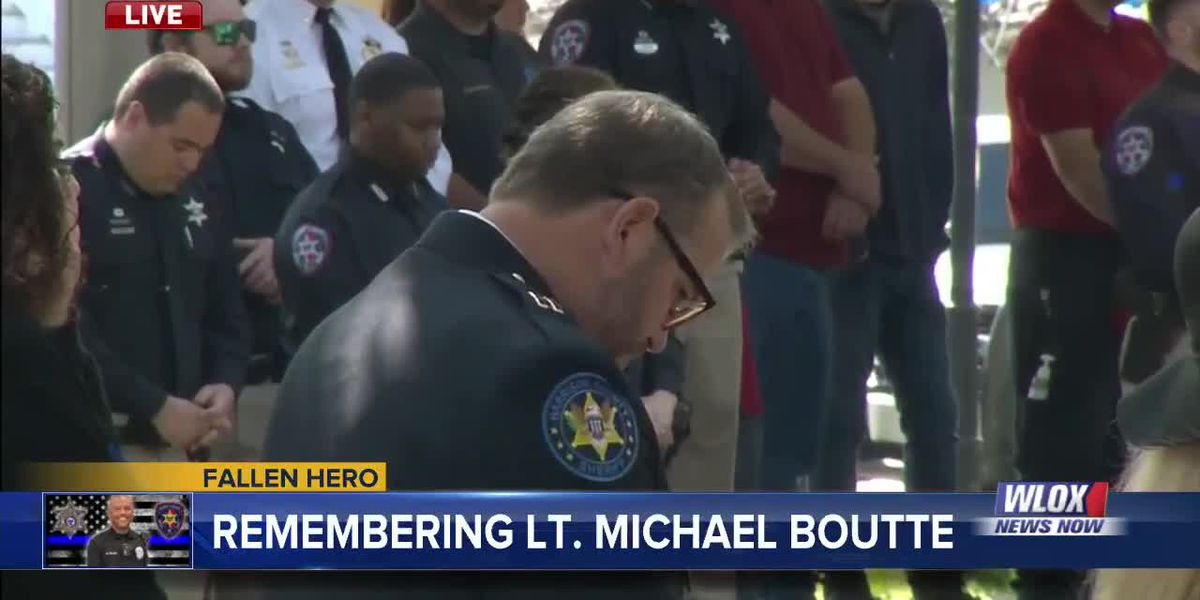 WATCH: Last Call honoring #53 Lt. Michael Boutte