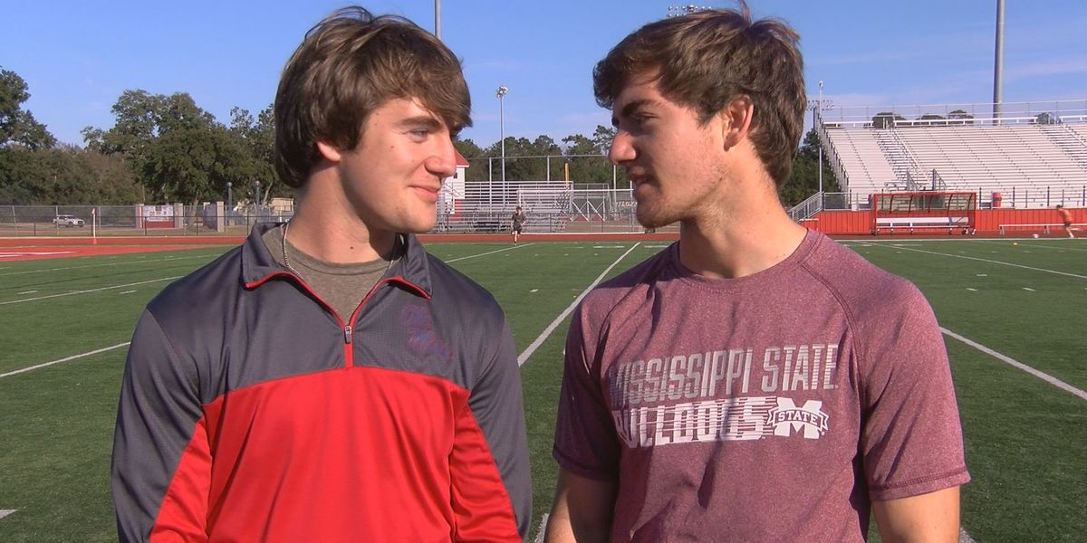 Scholar Athletes: Pegoda twins use sibling rivalry as motivation in the classroom and on the field