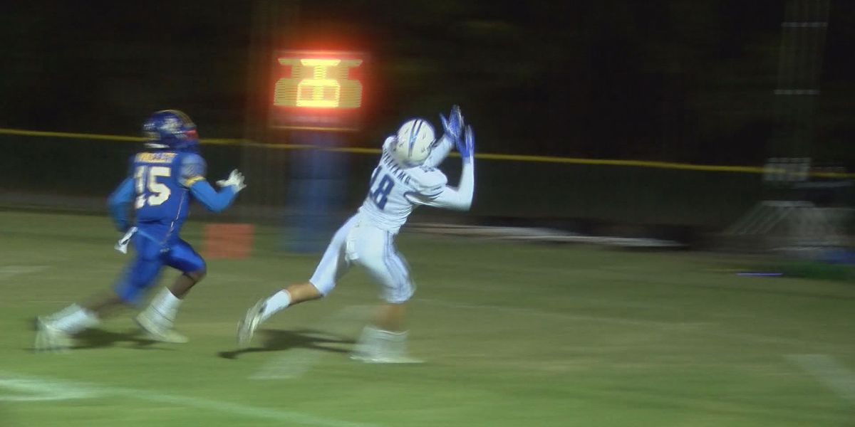 Ocean Springs wide receiver Austin Williams getting ready for college career