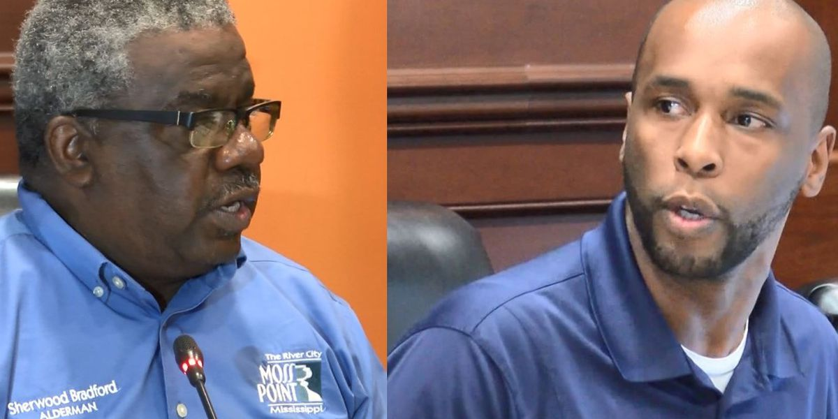Moss Point residents 'disappointed' in conflict among elected officials