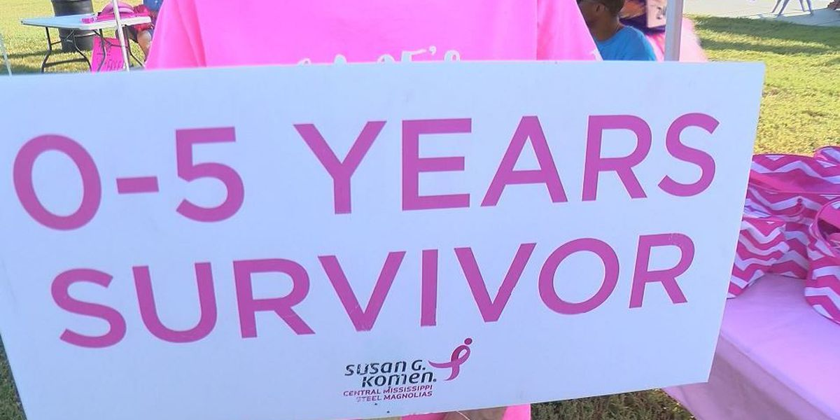 Race for the Cure out to stop breast cancer