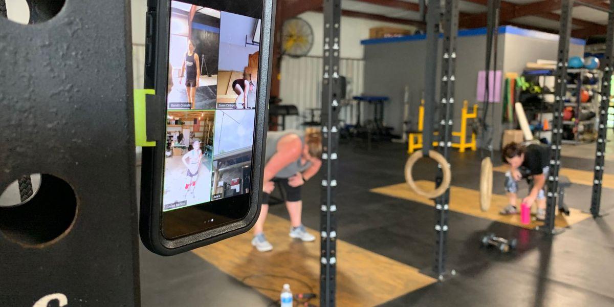 Biloxi crossfit gym offers virtual classes during coronavirus outbreak