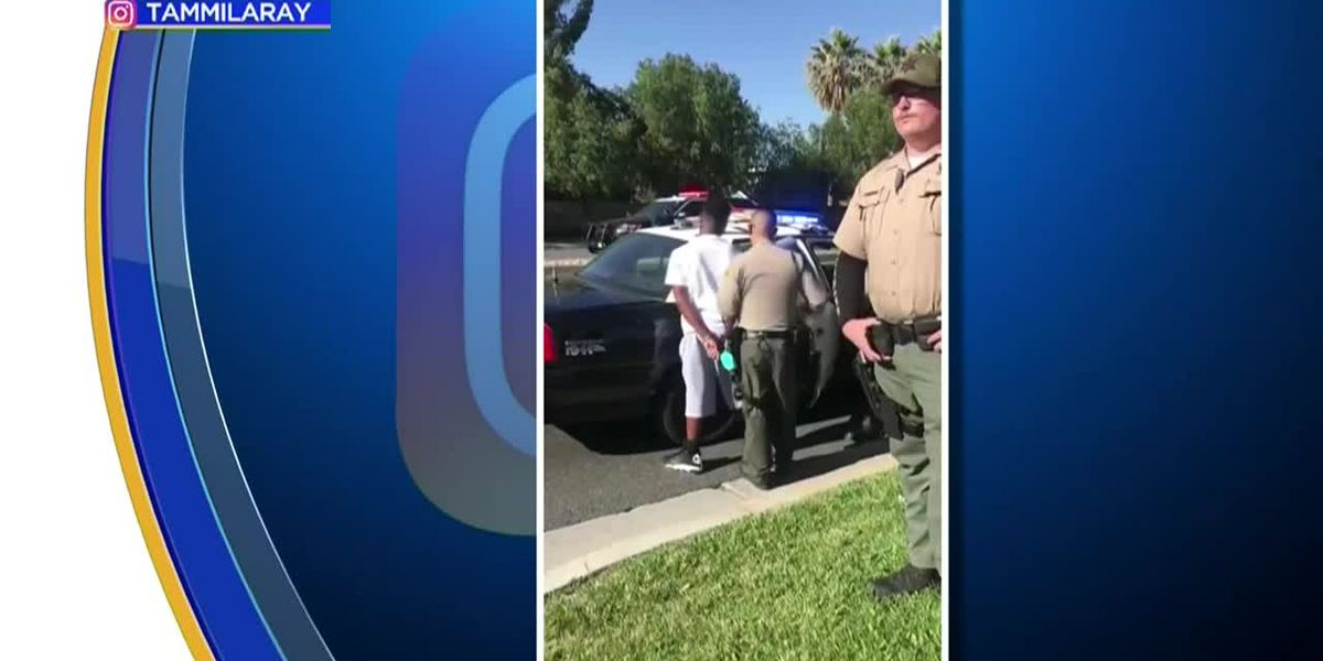 Bystanders outraged as Calif. police detain 3 Black teens who were allegedly assaulted
