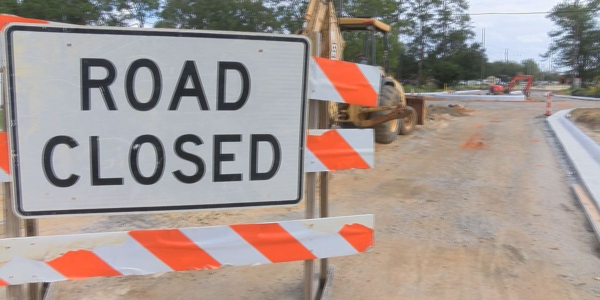 Construction delays frustrate Pascagoula drivers