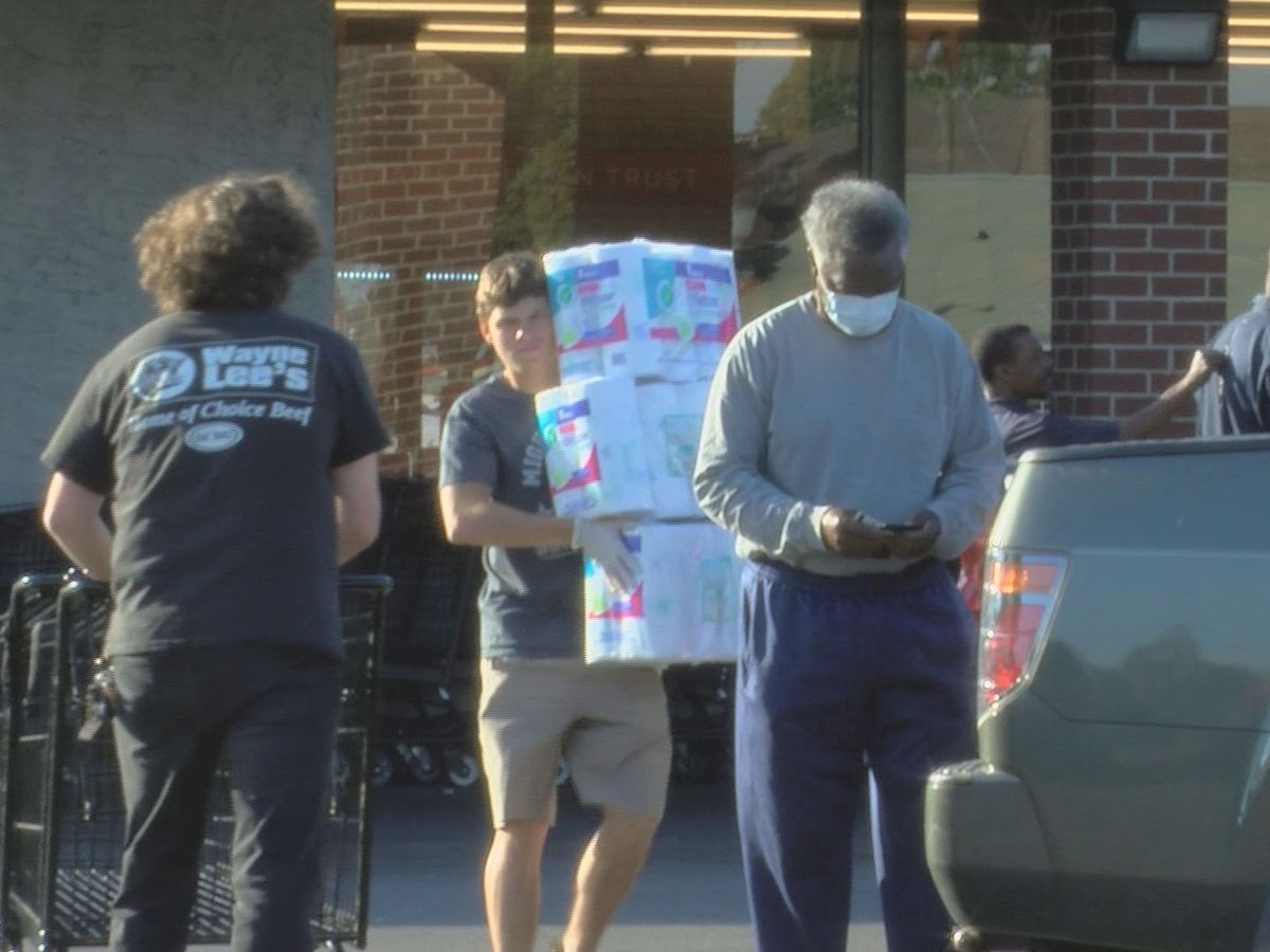 Mayor: Moss Point is a 'hot spot' for COVID-19 cases