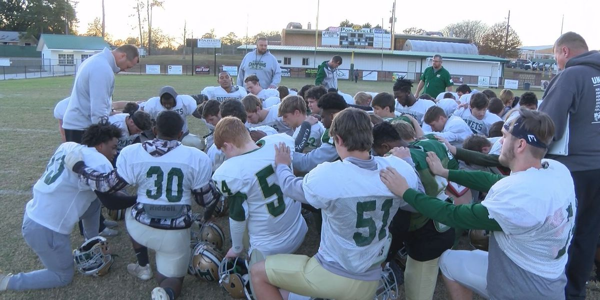 Poplarville Prepares For State Championship