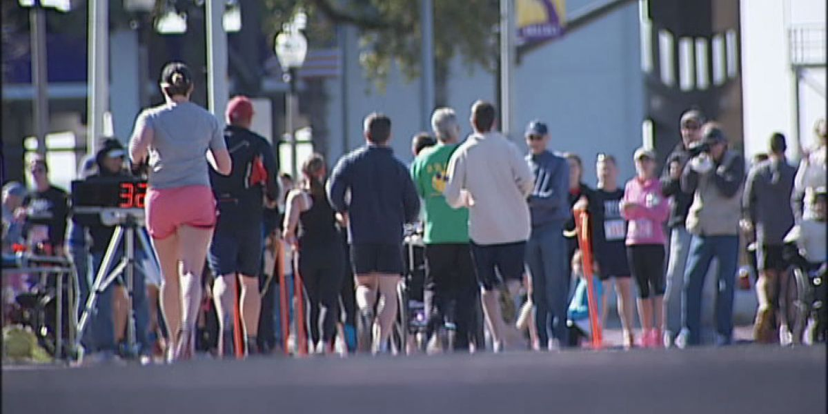 Arbor Day 5k promotes healthy lifestyle