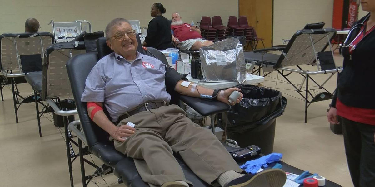 Need for blood donations critical during the holidays