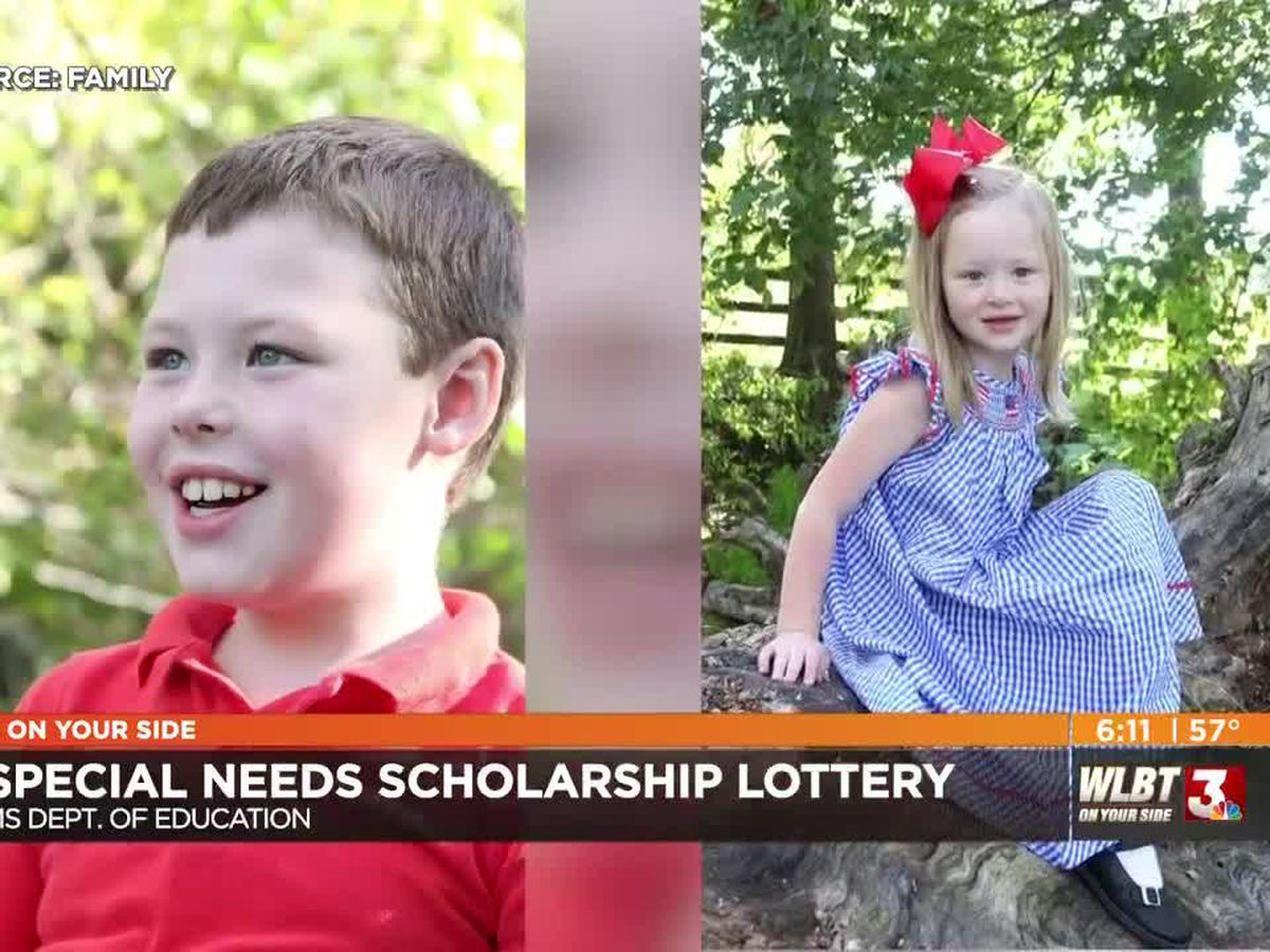 Families of special needs children waiting for scholarship lottery results