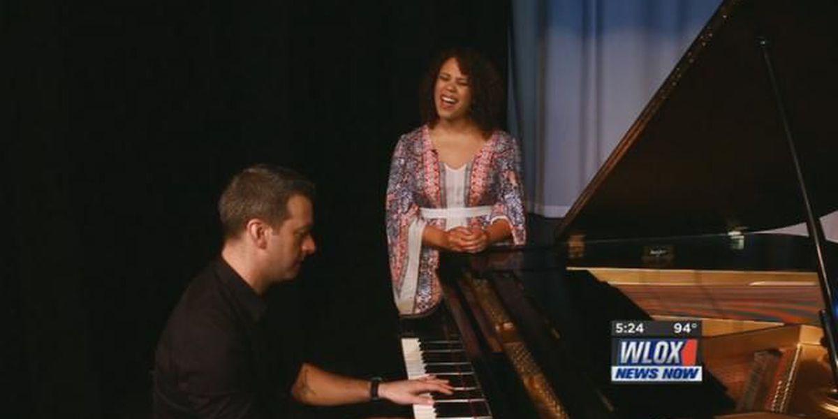 Singing sensation Shayna Steele's homecoming performance
