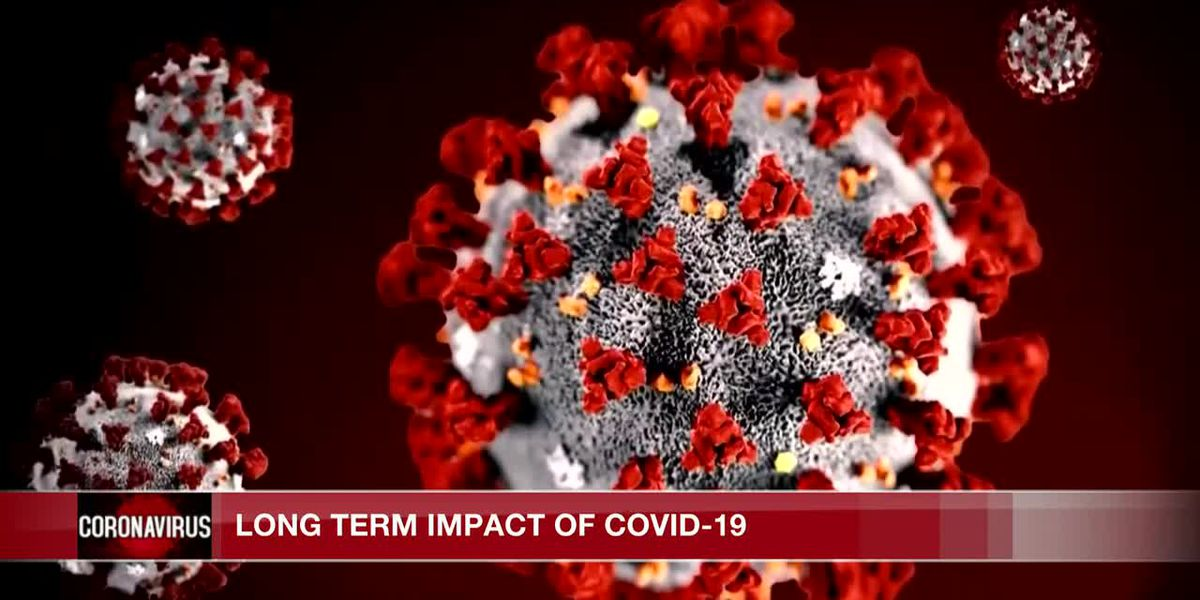 Long-term impact of COVID-19