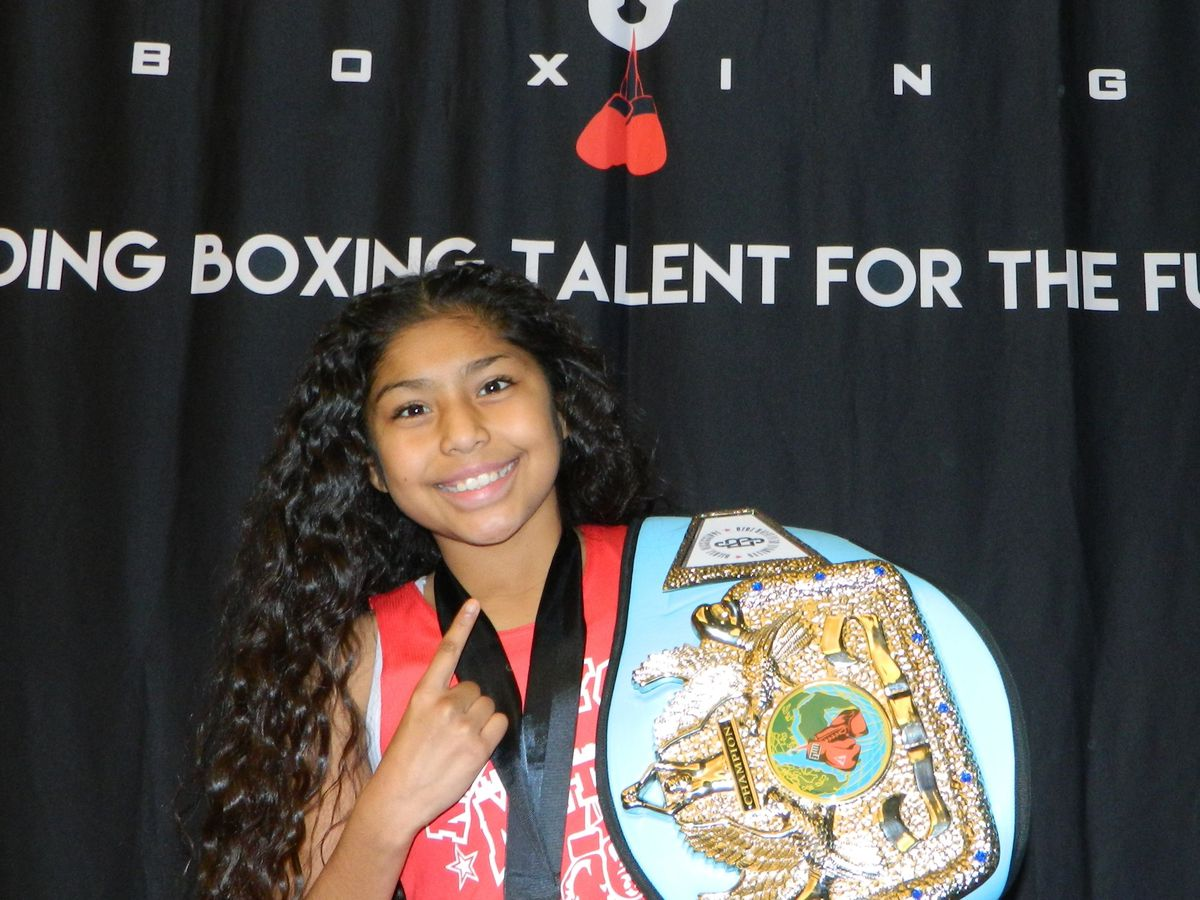 Hundreds attend amateur boxing tournament open to all ages