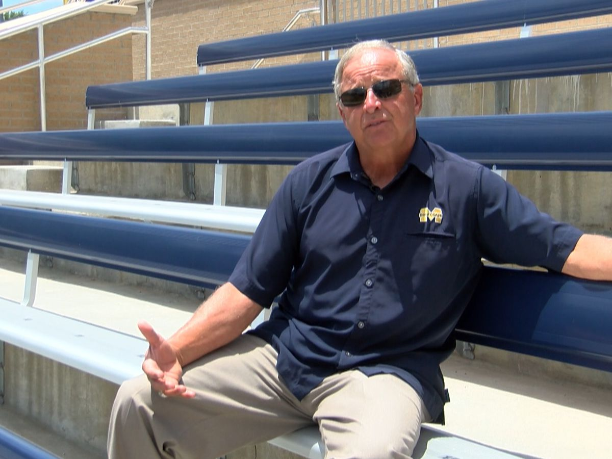 Kenneth Long named interim head softball coach for Mississippi Gulf Coast