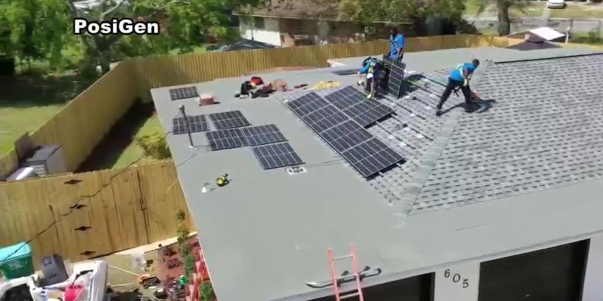 Gulfport resident excited for her home's new solar panels as part of 'Solar for All' initiative