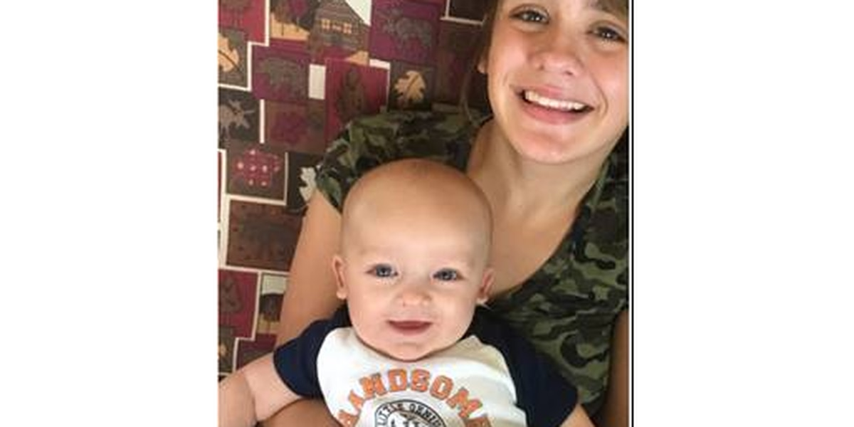 Missing Minnesota teen, 9-month-old son possibly in Miss.
