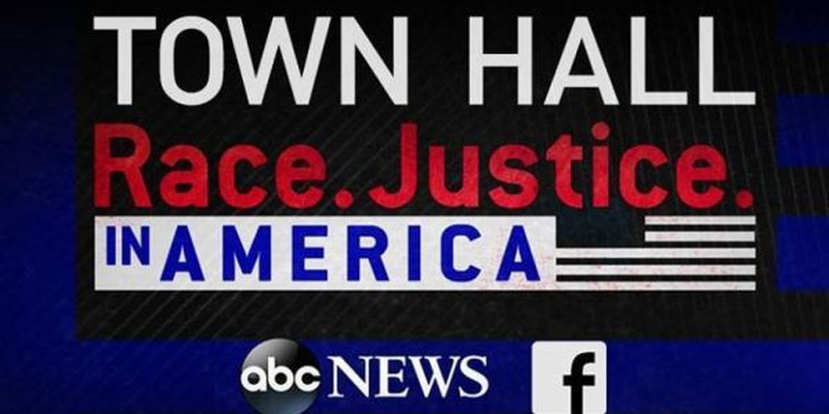 WATCH at 12:30: ABC hosts live town hall meeting on race, justice in America