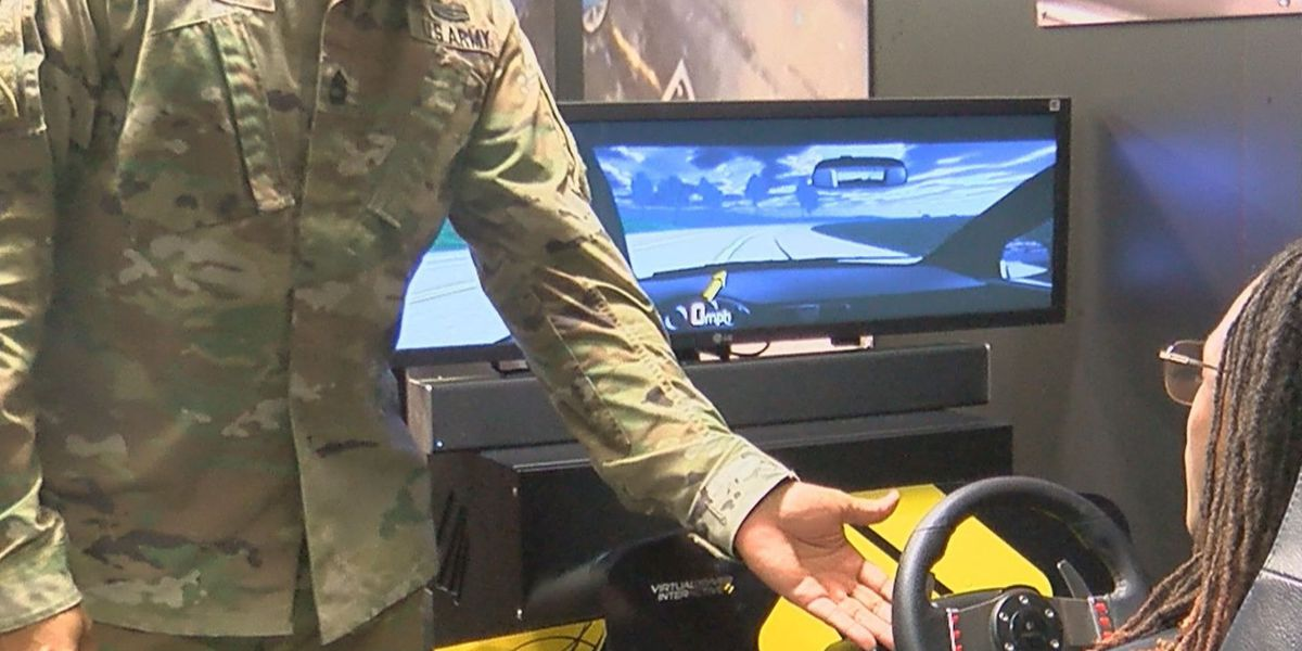 Simulator steers teens from distracted driving