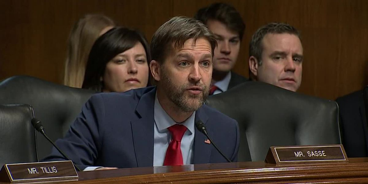 Sasse grills Bureau of Prisons director over Epstein case