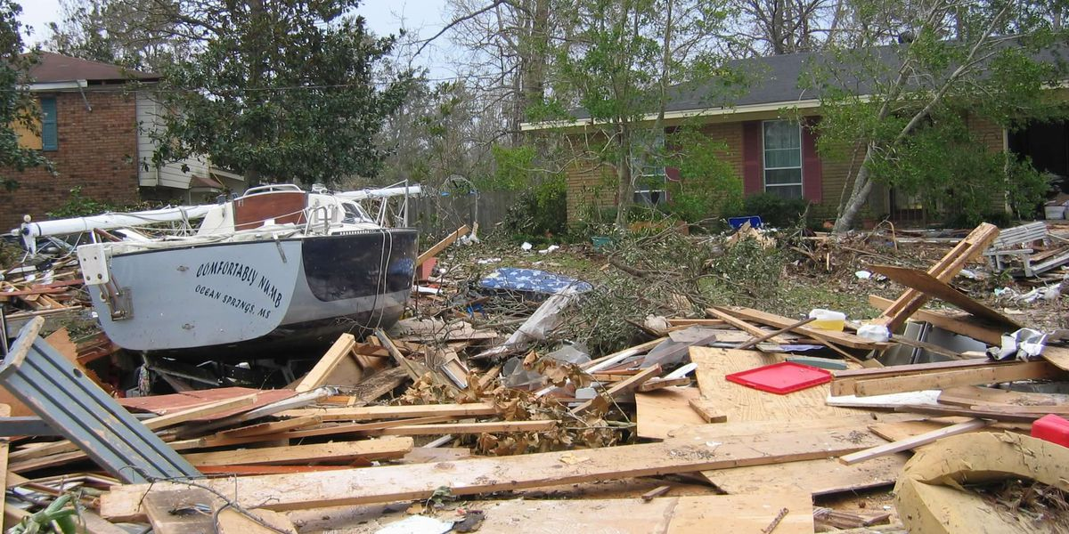 Hurricane Katrina: Remembering the storm that changed the Mississippi Gulf Coast